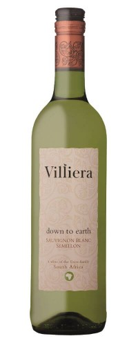 Villiera Down to Earth White